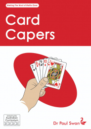 Card Capers Book
