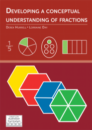 Developing a Conceptual Understanding of Fractions Book