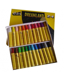 Oil Pastels Standard - Set of 24