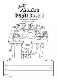 Jolly Pupil Black and White:  Book 1