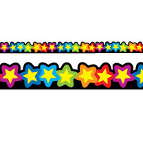 Rainbow of Stars Trimmers