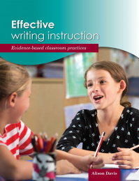 Effective Writing Instruction Book