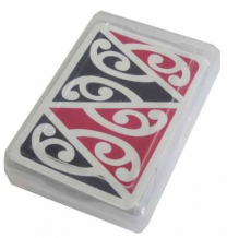 Ngutu Kaka Red Playing Cards