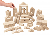 Tabletop Unit Block Set - 110 pieces