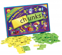 Chunks Word Building Game