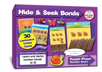 Hide and Seek Number Bonds to 10