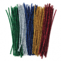 Pipe Cleaners - Glitter