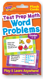 Maths Word Problems Cards