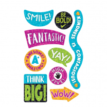Paint It Positive Reward Stickers