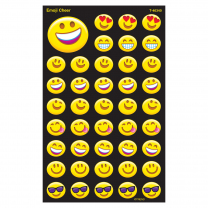 Emoji Cheer Reward Stickers