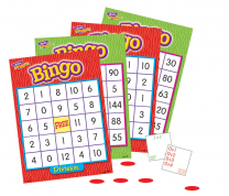 Multiplication and Division Bingo Game