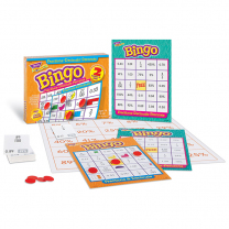Fractions, Decimals and Percents Bingo Game