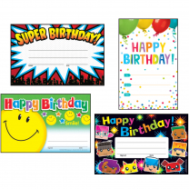 Birthday Awards Variety Pack