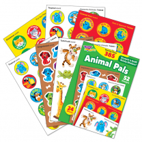 Animal Pals Stinky Stickers Variety Pack