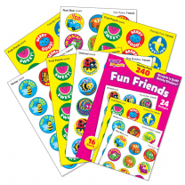 Fun Friends Stinky Stickers Variety Pack
