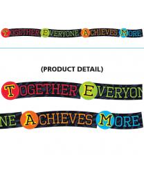 Together Everyone Achieves More Banner