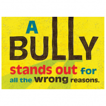 A Bully Poster