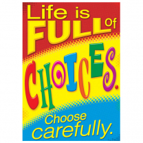 Life is Full of Choices Poster