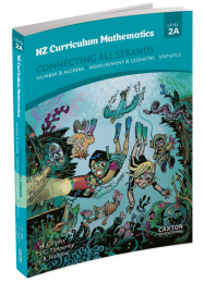 NZCM-Connecting All Strands Book - Level 2A
