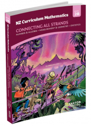 NZCM-Connecting All Strands Book - Level 2B