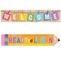 Upcycle Style Banner (2-sided)