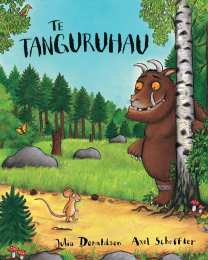 The Gruffalo - Te Tanguruhau Book