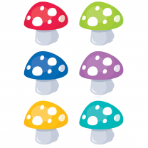 Toadstools Accent Cards