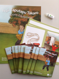 Ngā Taputapu Tākaro (Sports Equipment) Resource Pack