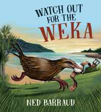 Watch out for the Weka Book
