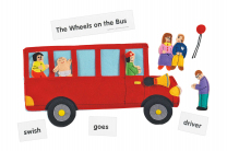 Wheels On The Bus Felt Story Pieces
