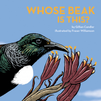 Whose Beak Is This? Book