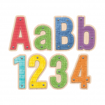 Upcycle Alphabet Lettering