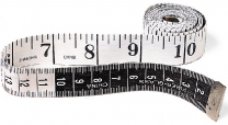 Tape Measure:  Set of 10
