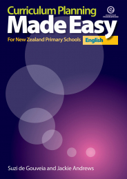Curriculum Planning Made Easy Book - English