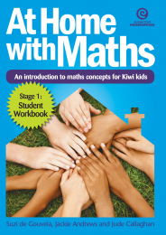 At Home with Maths Book - Stage 1 - An Introduction to Maths Concepts