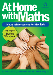 At Home with Maths Book - Early Stage 5