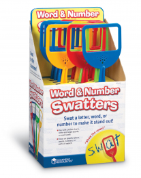 Word and Number Swatters