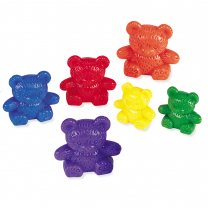 Three Bear Counters Rainbow Set