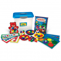 Three Bear Family Sort Pattern & Play Activity Set