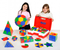Polydron School Geometry Set - 270 pieces