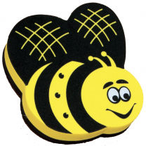 Buzzy Bee Whiteboard Eraser