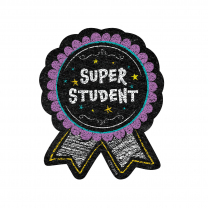 Super Student Badge Stickers