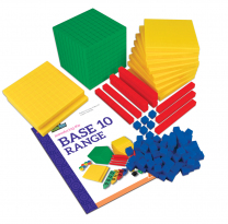 Plastic Base Ten Student Set