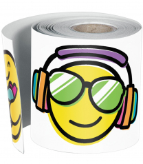 Smiley Faces Trimmer Roll