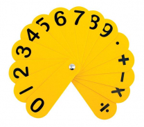 Number and Operations Fan