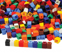 SimFit Cubes - 500 pieces