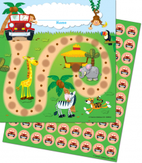 Safari Incentive Combo Pad