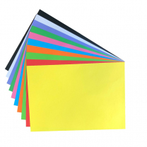 Paper A4 10 Bright Colours 80gsm - Pack of 500