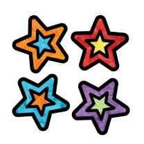 Celebrate Learning Stars Stickers
