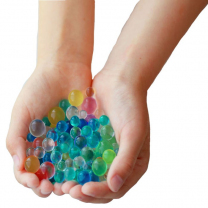Multicoloured Water Beads